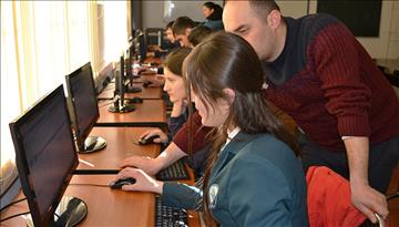 FEATURE: Students learn through Coding in Central Asia