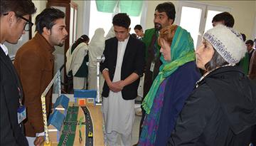 AKHSS Seenlasht hosts 3 Day Science, Technology and Arts competition