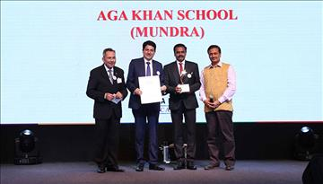 Aga Khan School, Mundra named as #1 school at Asia's Biggest Education Event