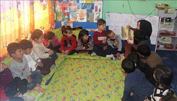 World Read Aloud Day finds its way to Afghanistan