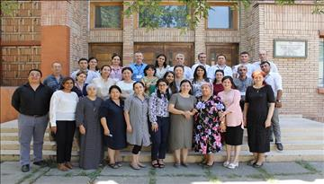 Empowering Educators - Teachers in Central Asia and the United Kingdom Collaborate