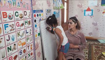 Early Childhood Teachers in Khorog support parents in home-based learning during lockdown