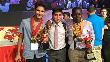 Aga Khan High School Debate Team advances to Championships at Yale University
