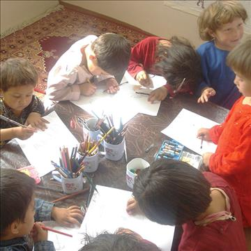 Early Childhood Education improve transition to Primary School in Afghanistan