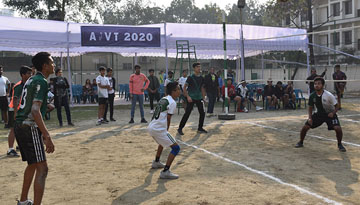 Dhaka Inter School Volleyball Tournament (AIVT-2020) showcases talent